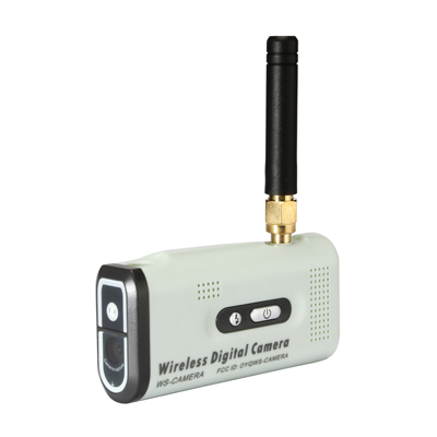 Wireless Digital Security Camera (Night Vision)