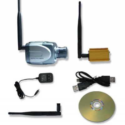 Wireless Digital CCDL Camera