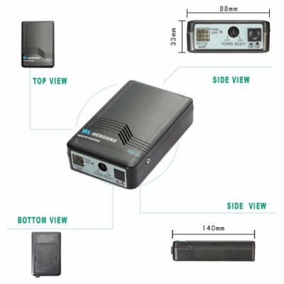 371.5MHz Garage Door Remote Controls System