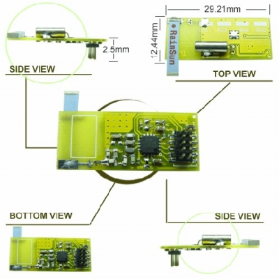 TRW-900C Low Power Transceiver Module