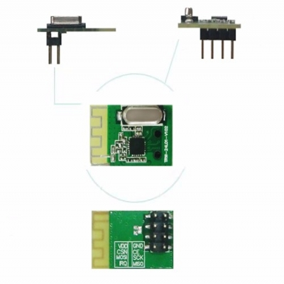 TRW-24L01 2.4GHz Tranceiver Module