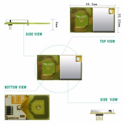 TRW-24G2 2.4GHz Transceiver Module