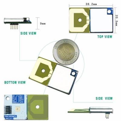 TRW-24DSMCU 2.4GHz雙向模組