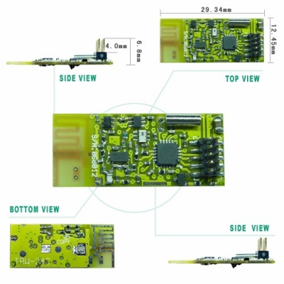 TRW-24C 2.4GHz雙向模組