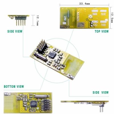 TRW-900C 315~916MHz雙向模組