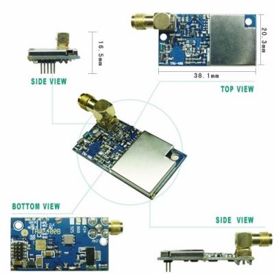 TRW-400B 431~435MHz高功率雙向模組