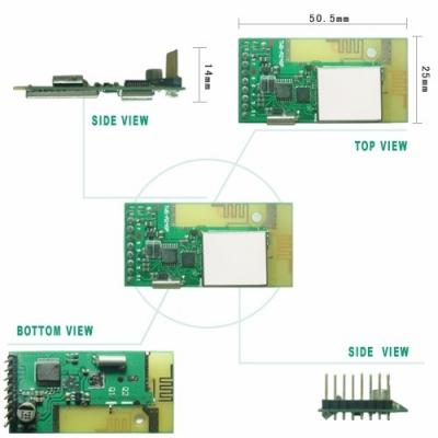 TWS-AUDIO24 2.4GHz 無線音頻發射模組
