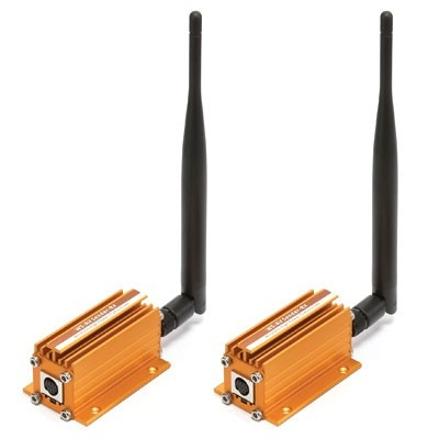 2.4G Wireless Digital AV Sender Transceiver