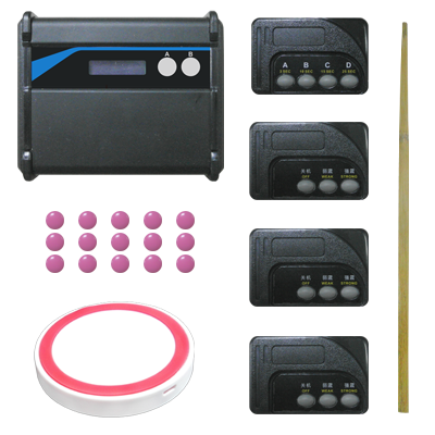 UHF RFID Counting System