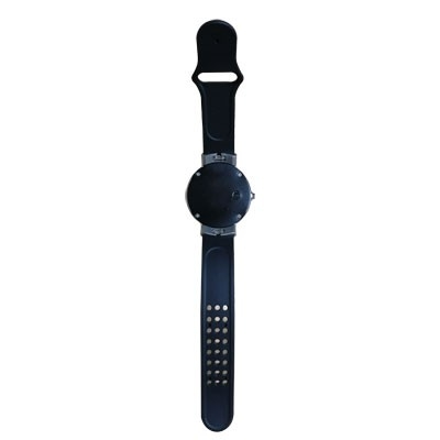 自動測溫手環